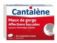 CANTALENE, comprimé à sucer à BAUME-LES-DAMES