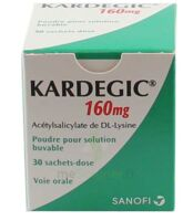 KARDEGIC 160 mg, poudre pour solution buvable en sachet à BAUME-LES-DAMES