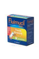 FLUIMUCIL EXPECTORANT ACETYLCYSTEINE 200 mg ADULTES SANS SUCRE, granulés pour solution buvable en sachet édulcorés à l'aspartam et au sorbitol à BAUME-LES-DAMES