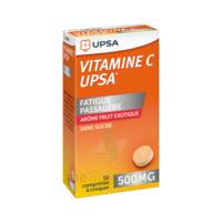 VITAMINE C UPSA 500 mg fruit exotique, comprimé à croquer à BAUME-LES-DAMES
