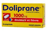 DOLIPRANE 1000 mg Comprimés Plq/8 à BAUME-LES-DAMES