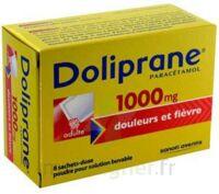 DOLIPRANE 1000 mg Poudre pour solution buvable en sachet-dose B/8 à BAUME-LES-DAMES