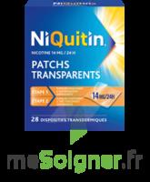 NIQUITIN 14 mg/24 heures, dispositif transdermique Sach/28 à BAUME-LES-DAMES