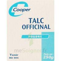 COOPER TALC, bt 250 g à BAUME-LES-DAMES