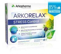 Arkorelax Stress Control Comprimés B/30 à BAUME-LES-DAMES