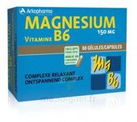 Arkovital Magnésium Vitamine B6 Gélules B/60 à BAUME-LES-DAMES