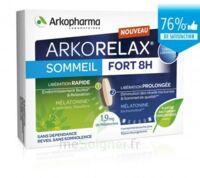 Arkorelax Sommeil Fort 8H Comprimés B/15 à BAUME-LES-DAMES