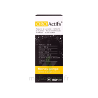 Synactifs Oroactifs Solution buccale Fl pulv/15ml à BAUME-LES-DAMES