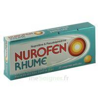 NUROFEN RHUME, comprimé pelliculé à BAUME-LES-DAMES