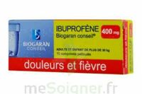 IBUPROFENE BIOGARAN CONSEIL 400 mg, comprimé pelliculé à BAUME-LES-DAMES