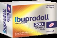 IBUPRADOLL 200 mg, capsule molle à BAUME-LES-DAMES