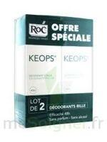 KEOPS DEODORANT BILLE PEAUX FRAGILES lot de 2 à BAUME-LES-DAMES