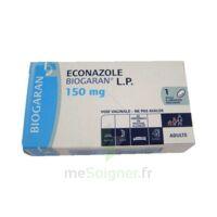 ECONAZOLE BIOGARAN L.P. 150 mg, ovule à libération prolongée à BAUME-LES-DAMES