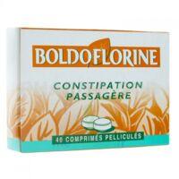 BOLDOFLORINE 1 Cpr pell constipation passagère B/40 à BAUME-LES-DAMES