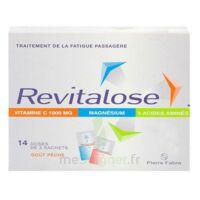 REVITALOSE, granulés pour solution buvable en sachet-dose à BAUME-LES-DAMES