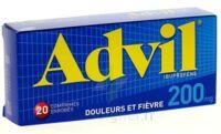 ADVIL 200 mg, 20 comprimés enrobés B/20 à BAUME-LES-DAMES