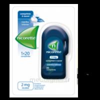 NICORETTE 2 mg Cpr à sucer T/20 à BAUME-LES-DAMES