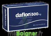 DAFLON 500 mg Comprimés pelliculés Plq/60 à BAUME-LES-DAMES