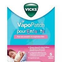 VICKS VAPOPATCH ENFANTS à BAUME-LES-DAMES