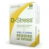 D-STRESS, boite de 80 à BAUME-LES-DAMES