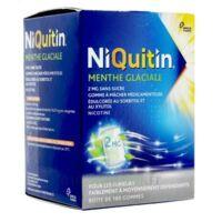 NIQUITIN 2 mg Gom à mâcher médic menthe glaciale sans sucre Plq PVC/PVDC/Alu/100 à BAUME-LES-DAMES