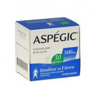 ASPEGIC 500 mg, poudre pour solution buvable en sachet-dose 30 à BAUME-LES-DAMES