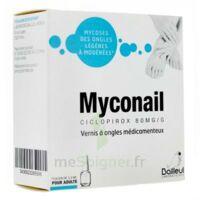MYCONAIL 80 mg/g, vernis à ongles médicamenteux à BAUME-LES-DAMES