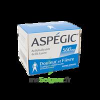 ASPEGIC 500 mg, poudre pour solution buvable en sachet-dose 20 à BAUME-LES-DAMES