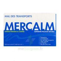 MERCALM, comprimé pelliculé sécable à BAUME-LES-DAMES