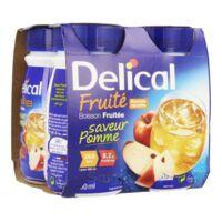 DELICAL BOISSON FRUITEE Nutriment pomme 4Bouteilles/200ml à BAUME-LES-DAMES