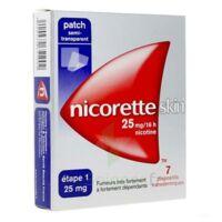Nicoretteskin 25 mg/16 h Dispositif transdermique B/28 à BAUME-LES-DAMES
