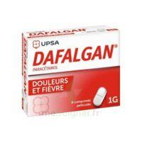 DAFALGAN 1000 mg Comprimés pelliculés Plq/8 à BAUME-LES-DAMES