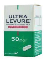 ULTRA-LEVURE 50 mg Gélules Fl/50 à BAUME-LES-DAMES