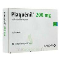 PLAQUENIL 200 mg, comprimé pelliculé à BAUME-LES-DAMES