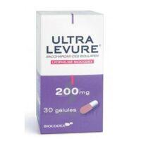 ULTRA-LEVURE 200 mg Gélules Fl/30 à BAUME-LES-DAMES