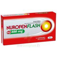 NUROFENFLASH 400 mg Comprimés pelliculés Plq/12 à BAUME-LES-DAMES