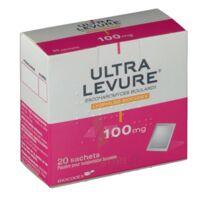 ULTRA-LEVURE 100 mg Poudre pour suspension buvable en sachet B/20 à BAUME-LES-DAMES