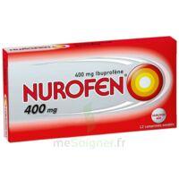 NUROFEN 400 mg Comprimés enrobés Plq/12 à BAUME-LES-DAMES