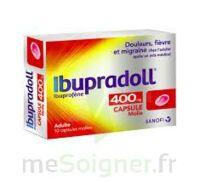 IBUPRADOLL 400 mg Caps molle Plq/10 à BAUME-LES-DAMES