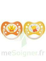 Dodie Disney sucettes silicone 0-6 mois Winnie Duo à BAUME-LES-DAMES