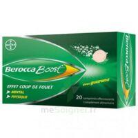 Beroccaboost Comprimés effervescents B/20 à BAUME-LES-DAMES