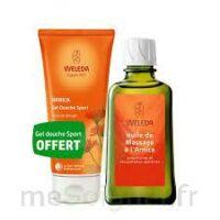 Weleda huile de massage arnica 200ml  + Gel douche OFFERT à BAUME-LES-DAMES