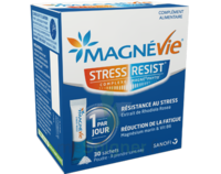 Magnevie Stress Resist Poudre orale B/30 Sticks à BAUME-LES-DAMES