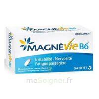 Magnevie B6 100 mg/10 mg Comprimés pelliculés Plaq/60 à BAUME-LES-DAMES