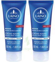 Laino Hydratation au Naturel Crème mains Cire d'Abeille 2*50ml à BAUME-LES-DAMES