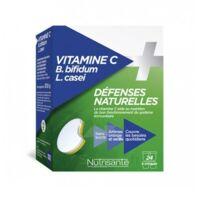 Nutrisanté Vitamine C+Probiotiques Comprimés à croquer 2*T/12 à BAUME-LES-DAMES