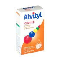 Alvityl Vitalité Effervescent Comprimé effervescent B/30 à BAUME-LES-DAMES