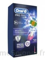 Oral B Professional Care 700 Brosse dents white and clean B/1 à BAUME-LES-DAMES