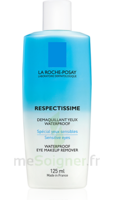 Respectissime Lotion waterproof démaquillant yeux 125ml à BAUME-LES-DAMES