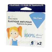 Magnien Elastique anti-poux B/2 à BAUME-LES-DAMES